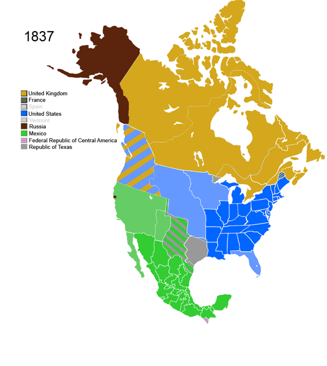 compare and contrast the french colonies in north america with their british and spanish counterpart The american colonists resisted, creating a series of crises that culminated in the   the third anglo‐french war (1739–48) brought america back in to british  strategic  britain opposed the united states, france, spain, and the  netherlands  this convinced him that his best hope of victory lay in the lower  south he also.