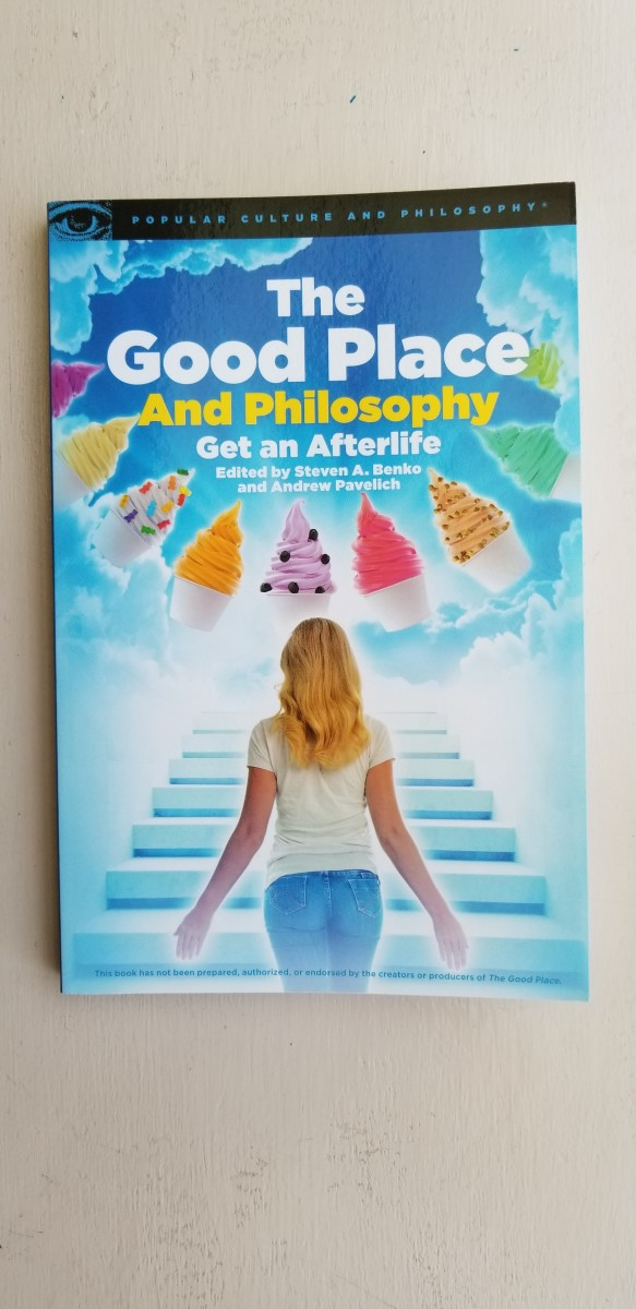 'The Good Place and Philosophy' Book Cover