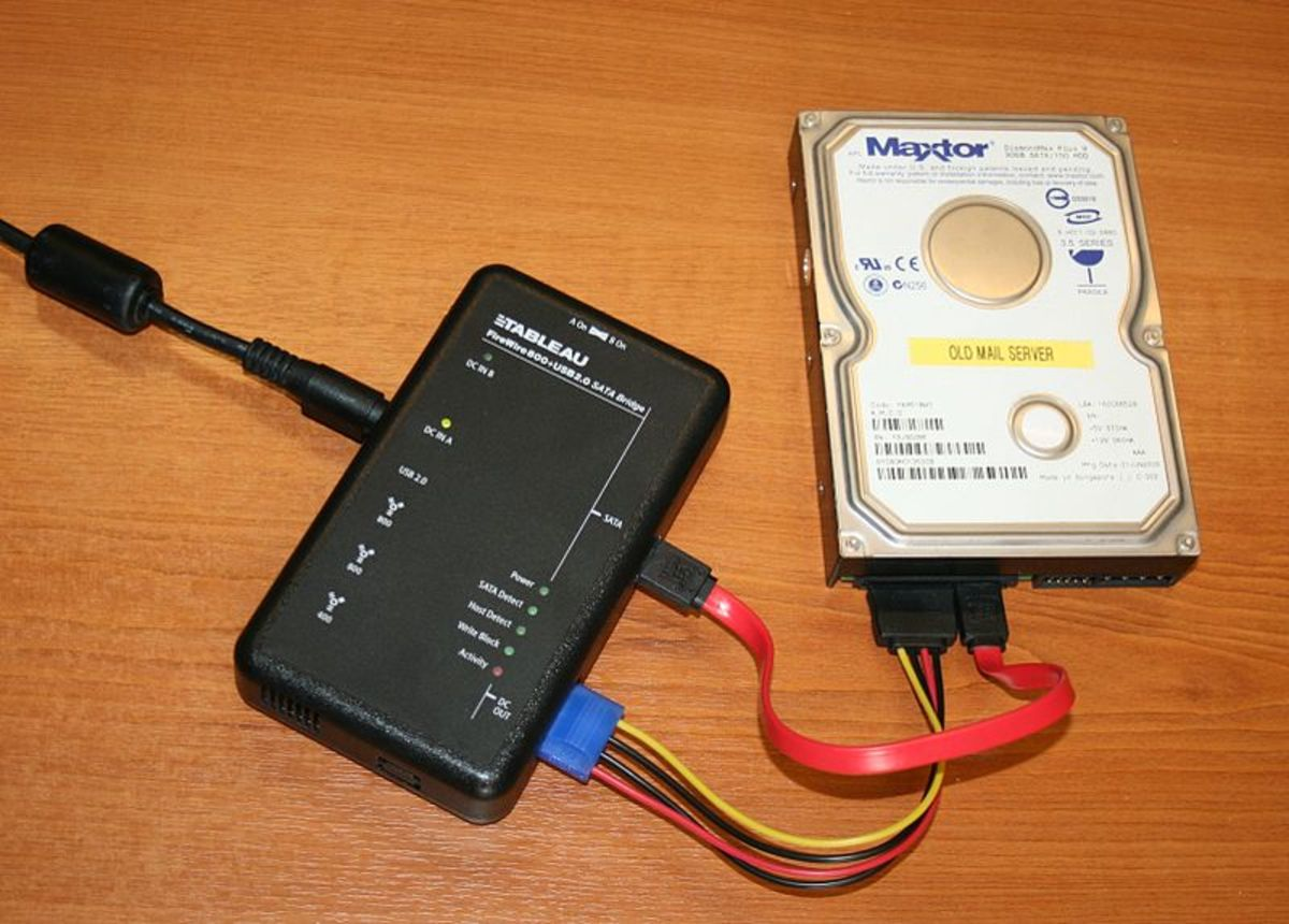 Digital Forensics: Portable Tableau