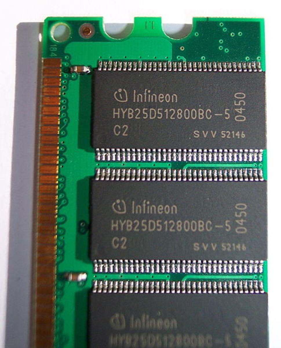 Ram Memory Drive