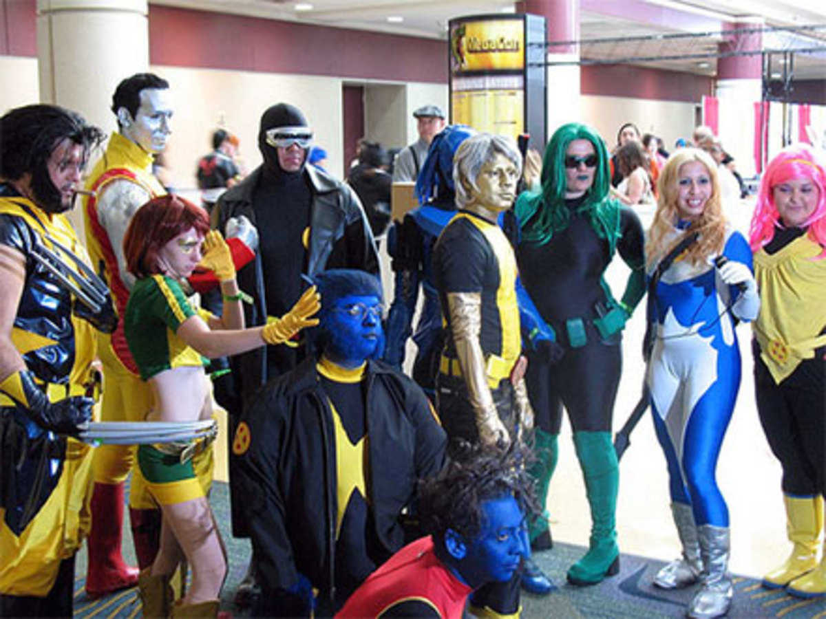 X-men Costume Ideas and Inspiration