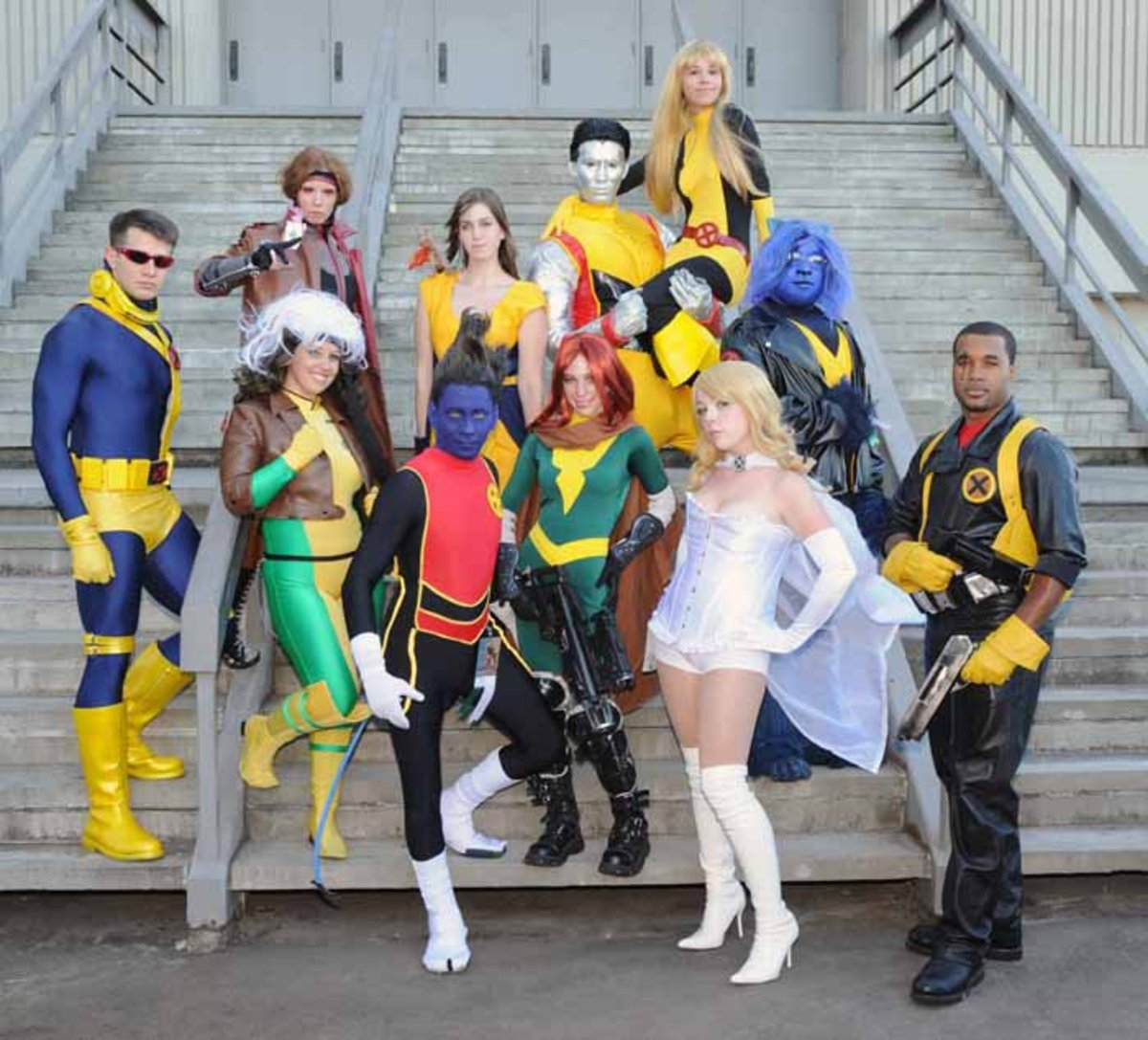 X men costume ideas and inspiration hubpages source solutioingenieria Image collections