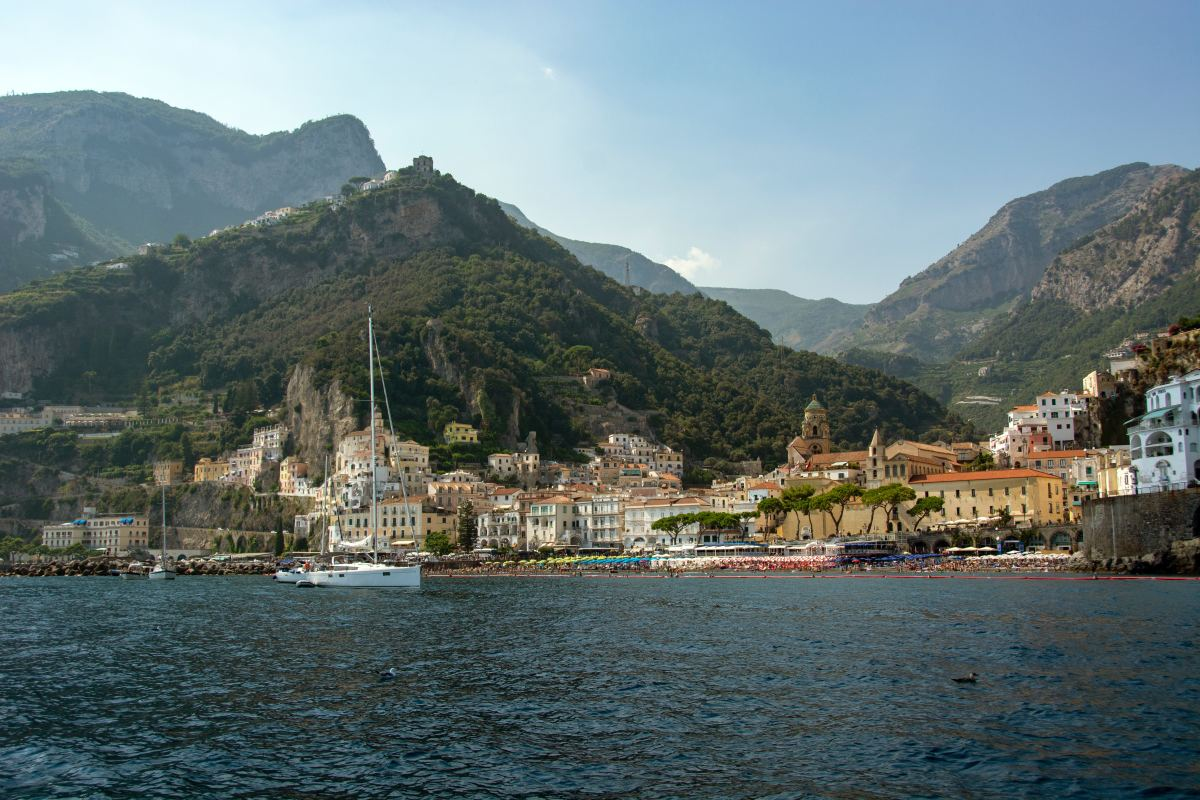 A Spring Visit to the Italian Amalfi Coast