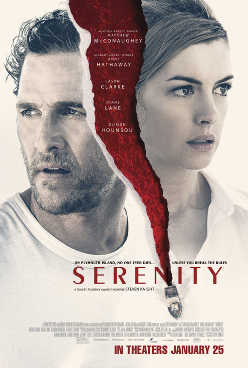 Review of the Movie Serenity (2019)