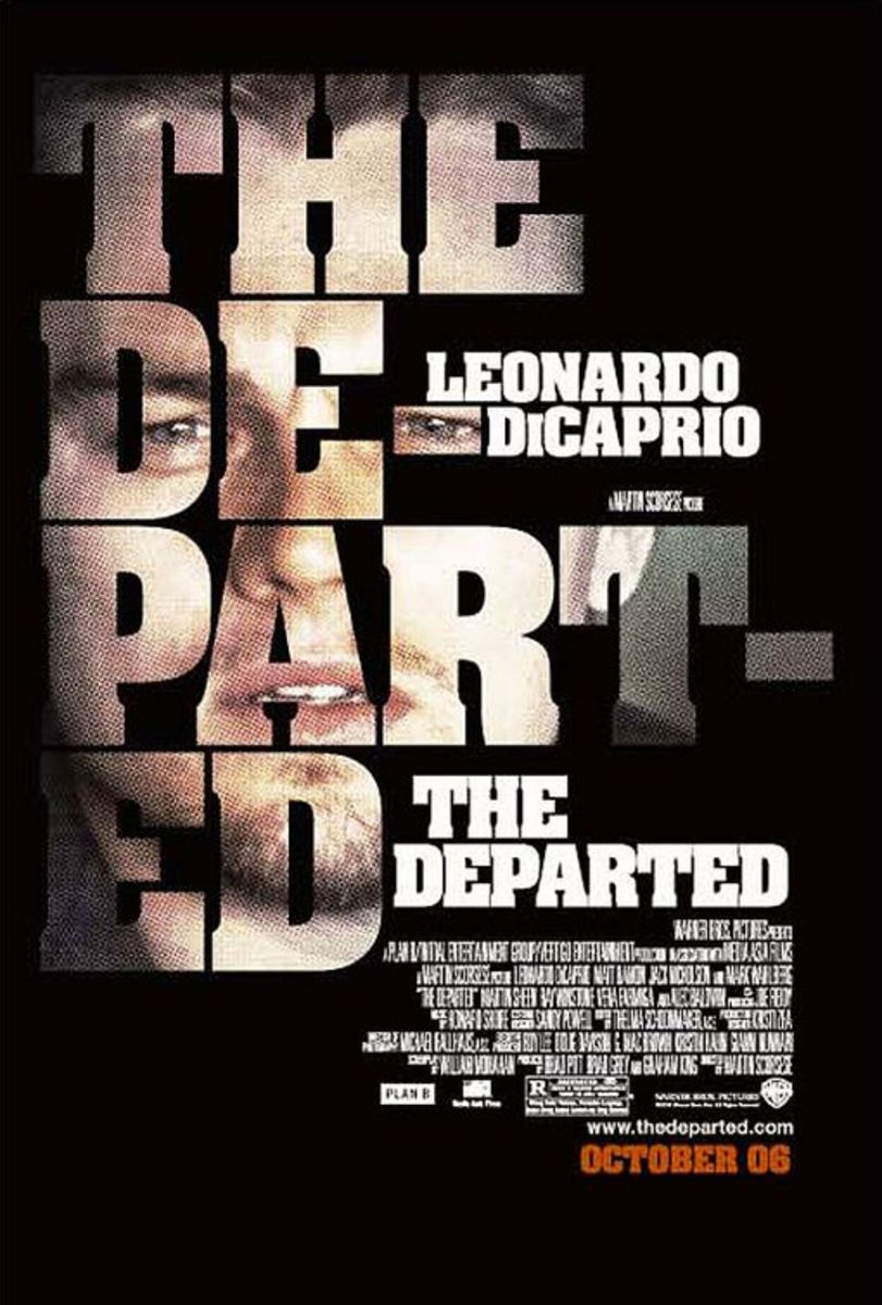 Ranking Martin Scorsese/Leonardo DiCaprio Films 1-5