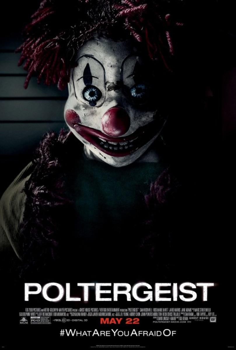 Poltergeist (2015) Movie Review