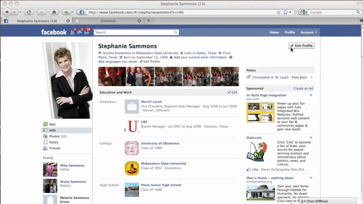 Facebook Pages & Setting Them Up