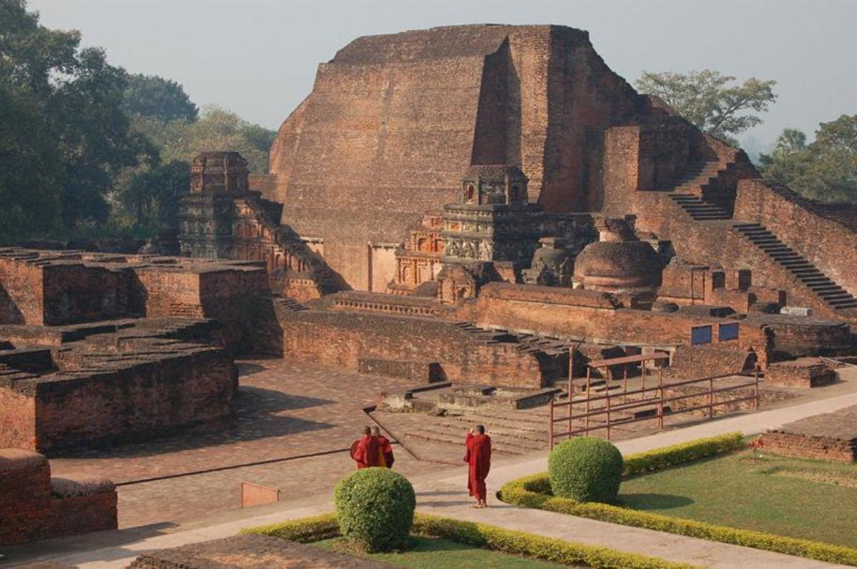 The first University of world, Nalanda University