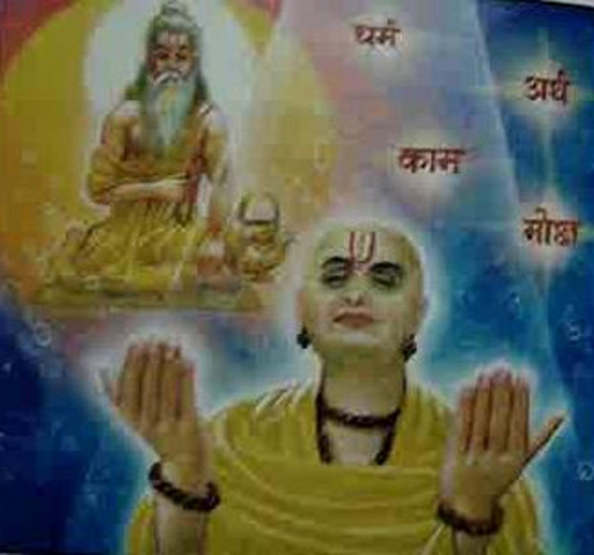Meaning of Hanuman Chalisa explained with Pictures