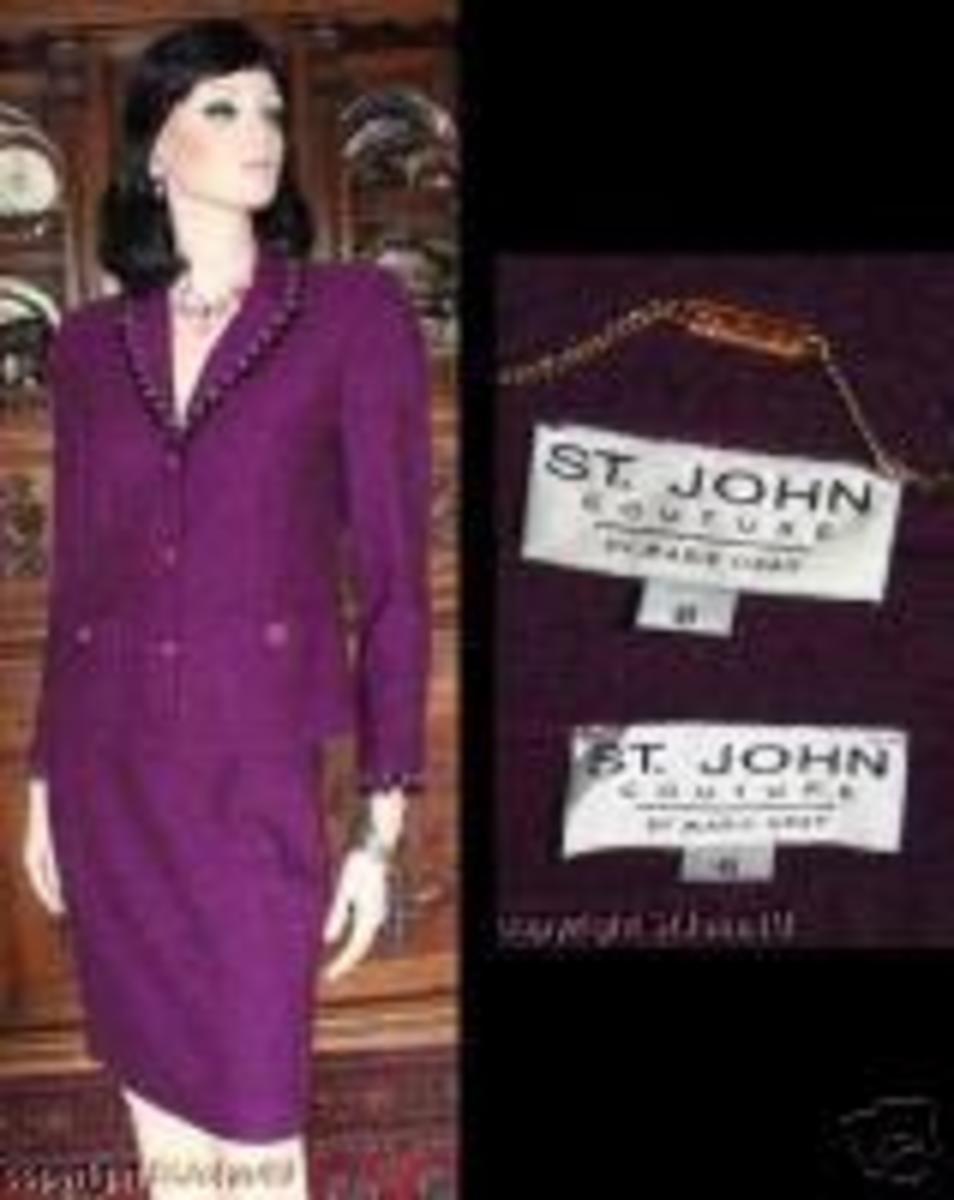 St John advertisement