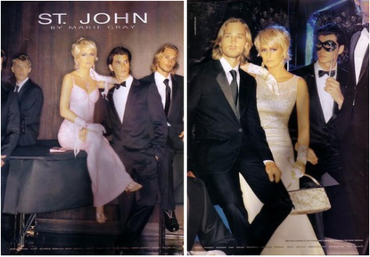 St John advertisements