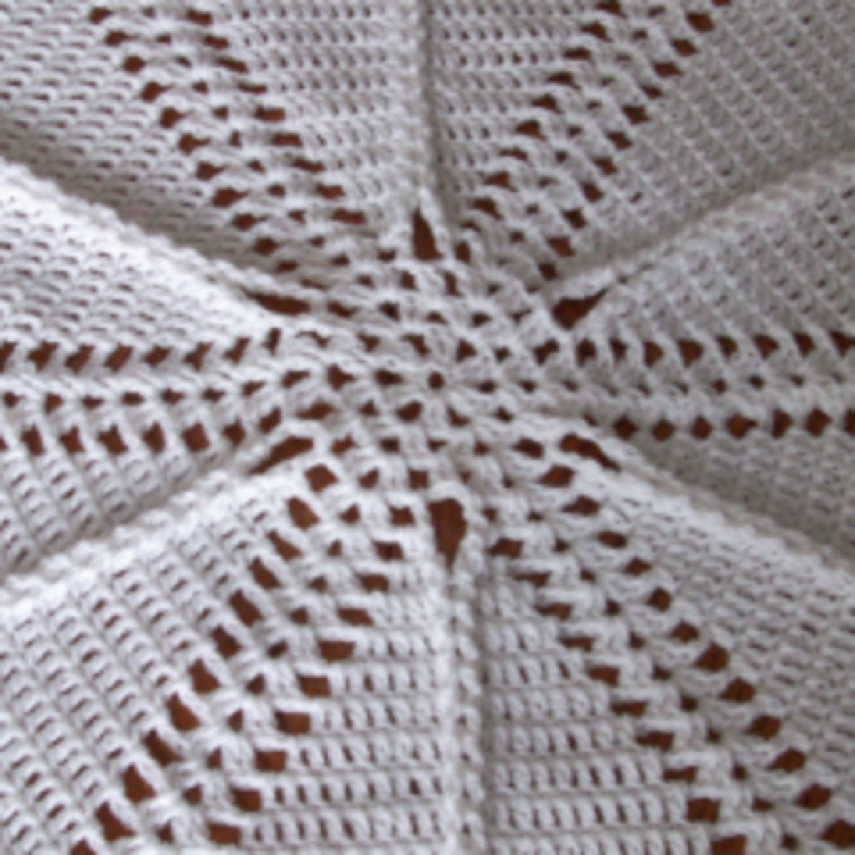 Granny Ripple Pattern & Jacobs Ladder - Crochetville