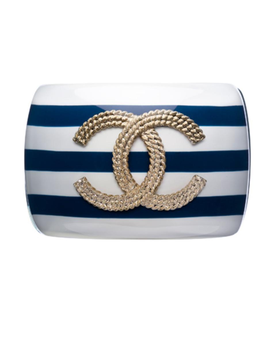 Chanel Stripe Bracelet