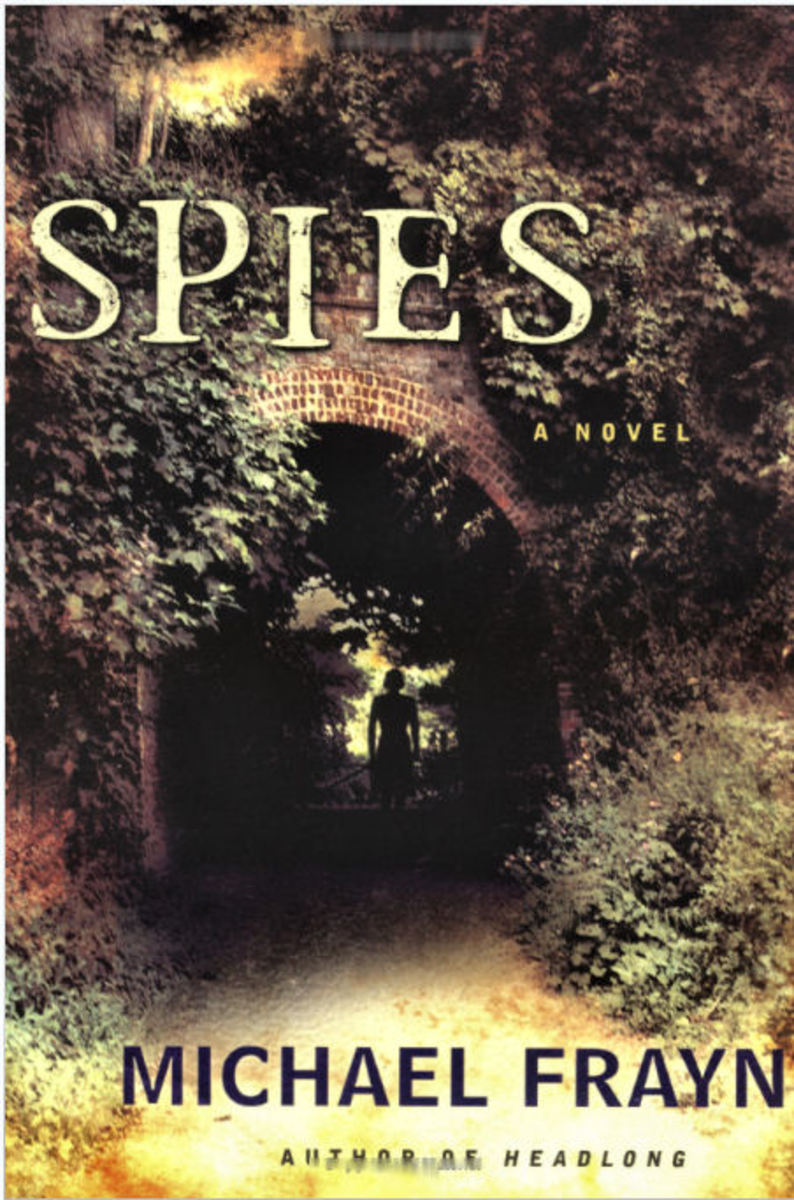 essays on spies by michael frayn This short study guide tells you all you need to know about michael frayn's spies connell guides are advanced guide books that offer sophisticated analysis and.