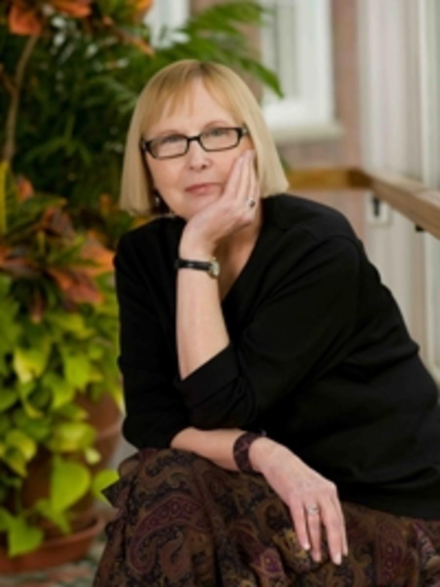 Barbara J. Winter. Photo provided by Barbara.