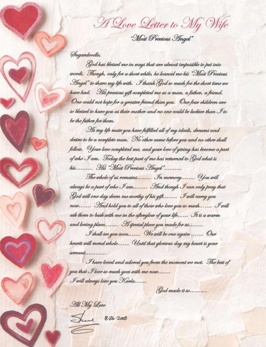 Letter Endings, Letter Closings