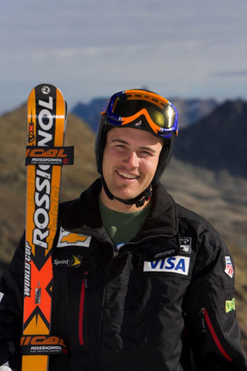 US Ski Team Photo by Jonathan Selkowitz