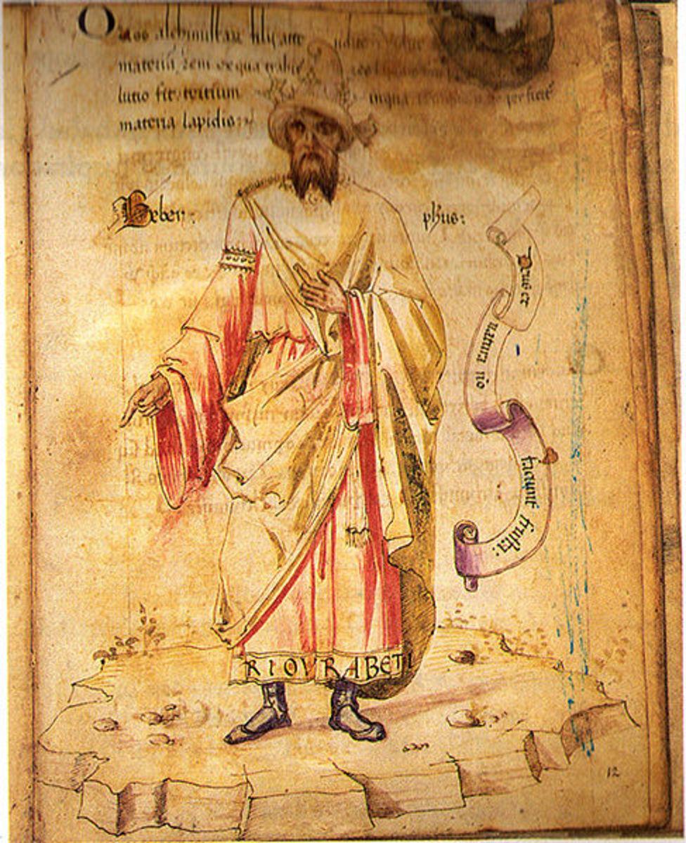 Abu Musa Jabir ibn Hayyan (Geber)