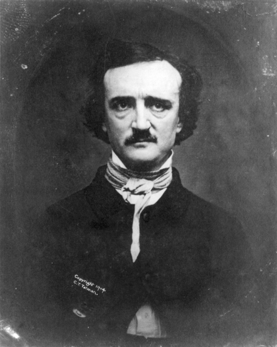 An interpretation of Edgar Allan Poe's The Shadow