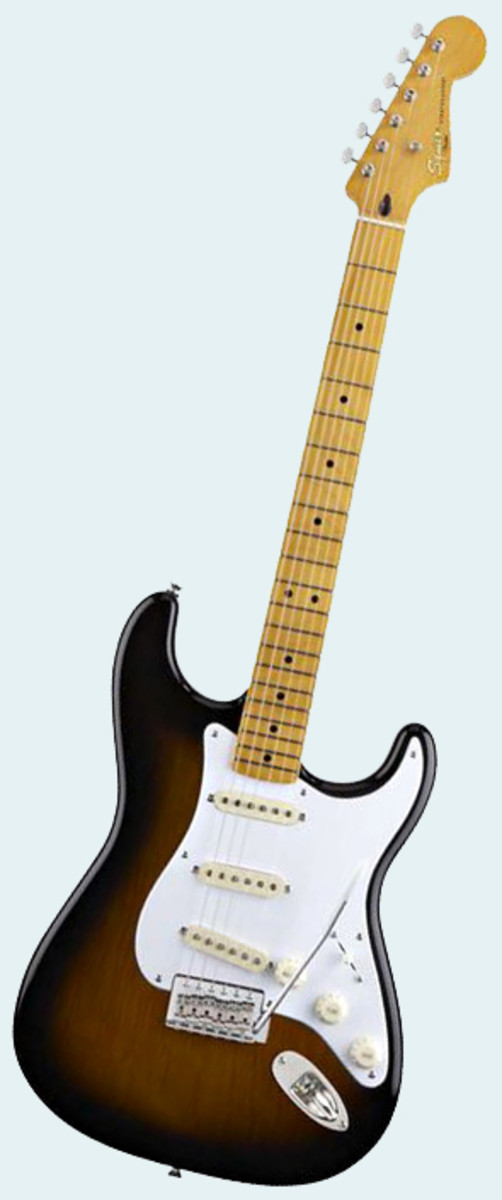 fender squier classic vibe 50s stratocaster review best value strat hubpages. Black Bedroom Furniture Sets. Home Design Ideas