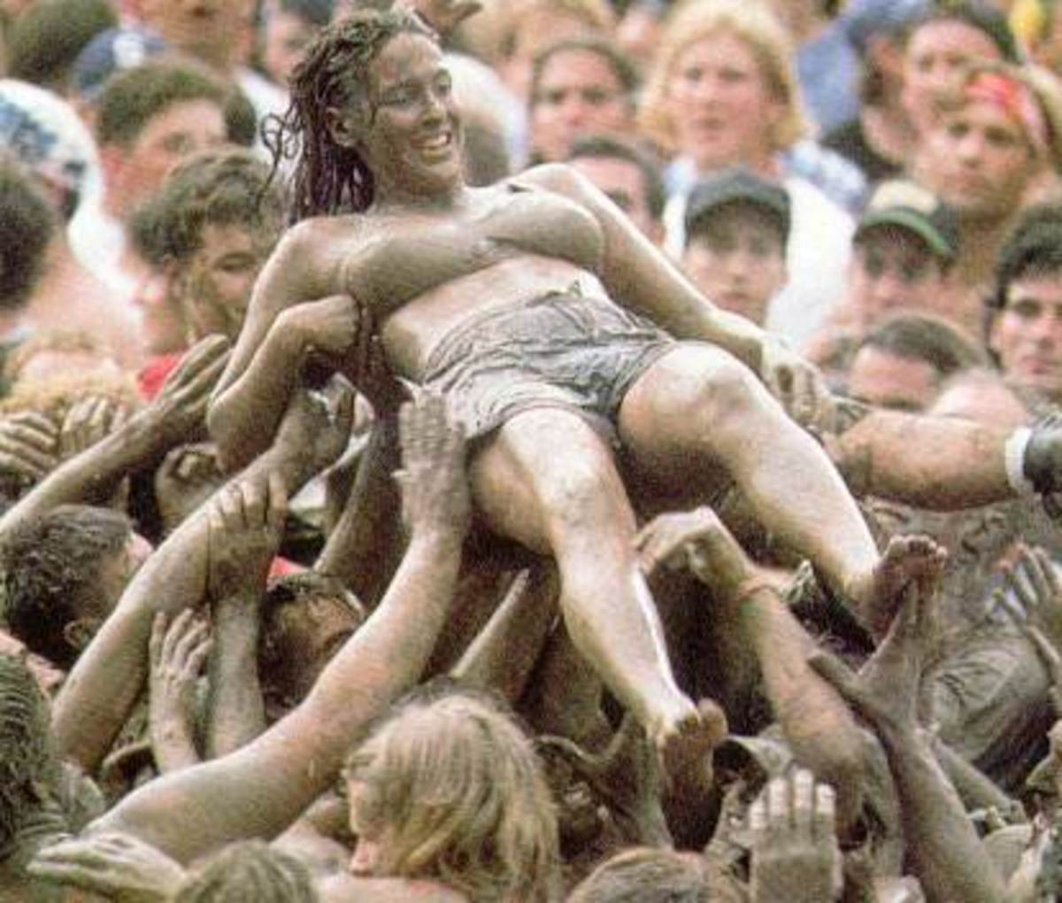 What Happened at Woodstock