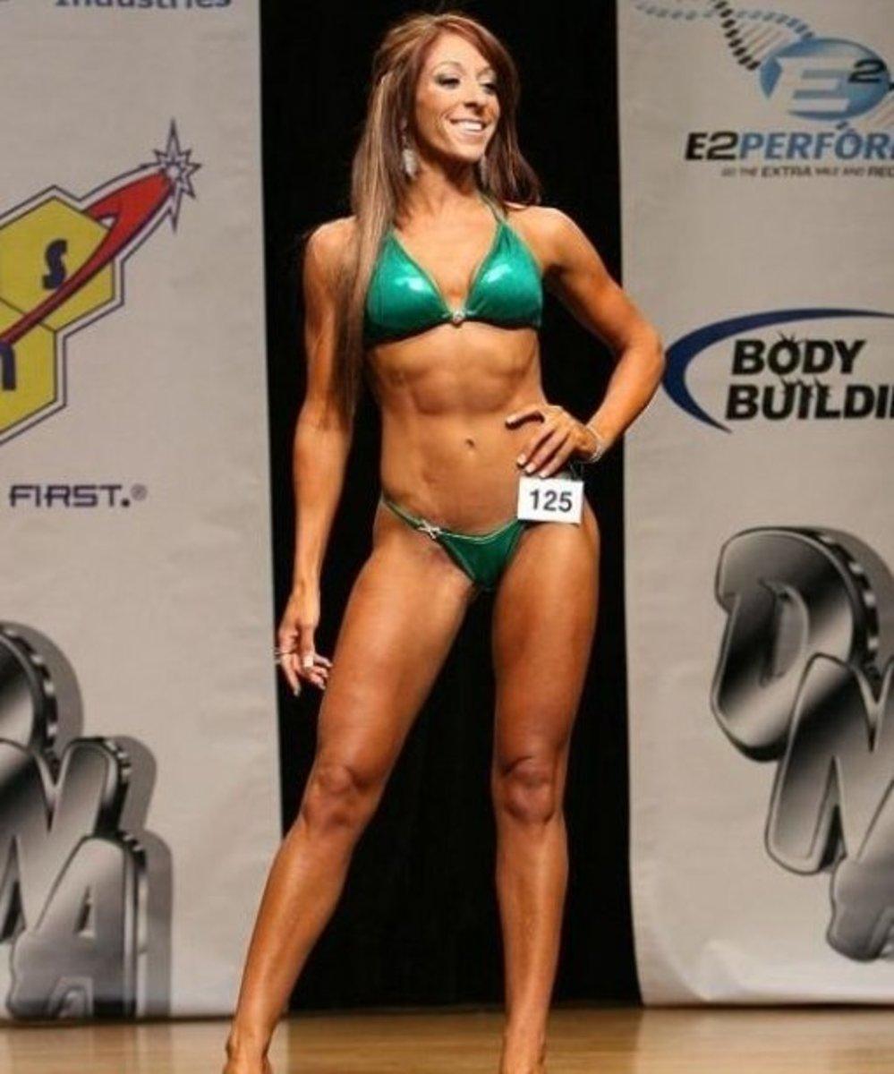 Michele D'Angona - IFBB Bikini Pro