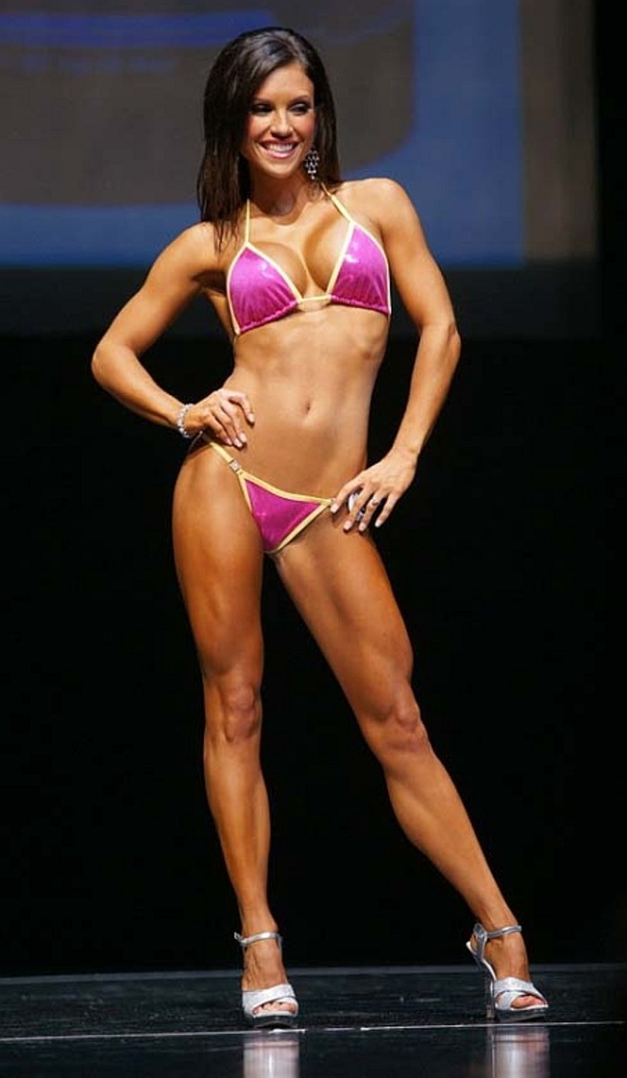 Leigh (Lingham) Brandt - IFBB Bikini Pro