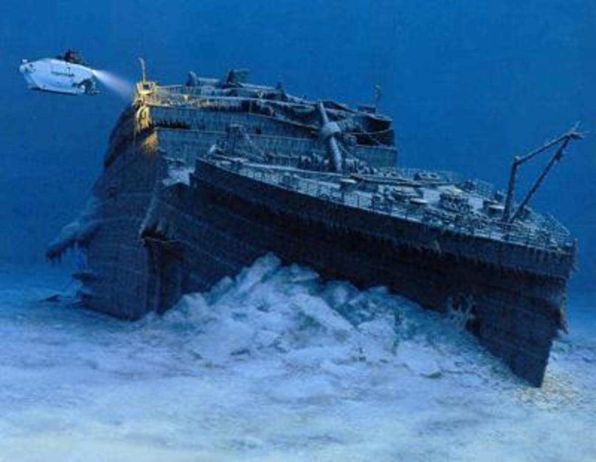 Titanic Facts vs. Titanic Fiction