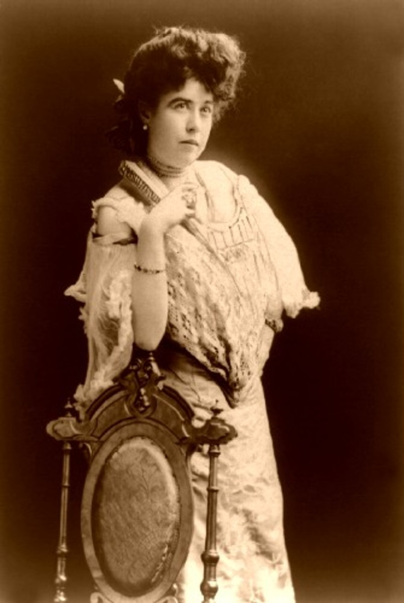 an introduction to the life of unsinkable molly brown That's what happened to margaret tobin brown you might know her as molly  brown- the unsinkable molly brown a woman whose real life.