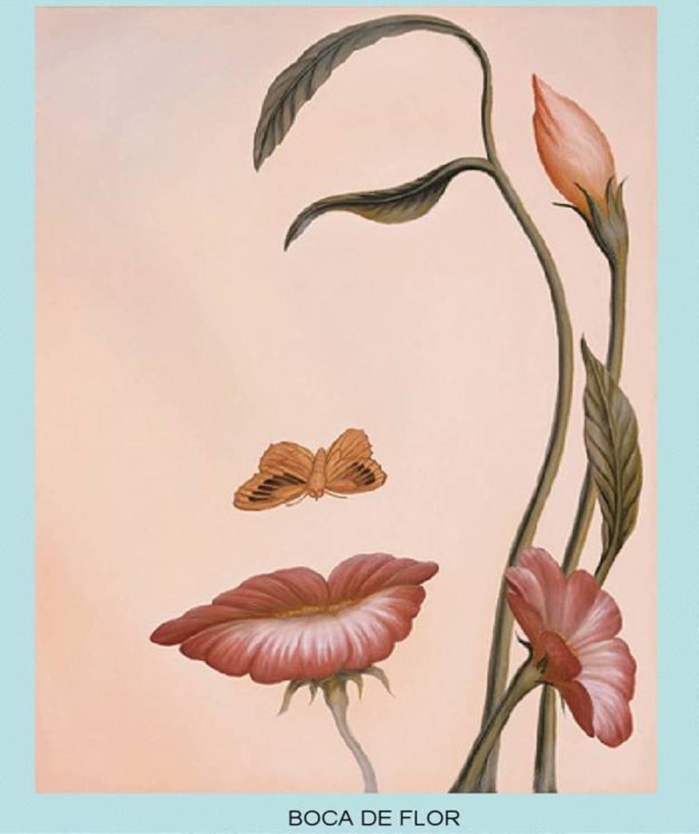 Boca del Flor ( Mouth of the Flower)