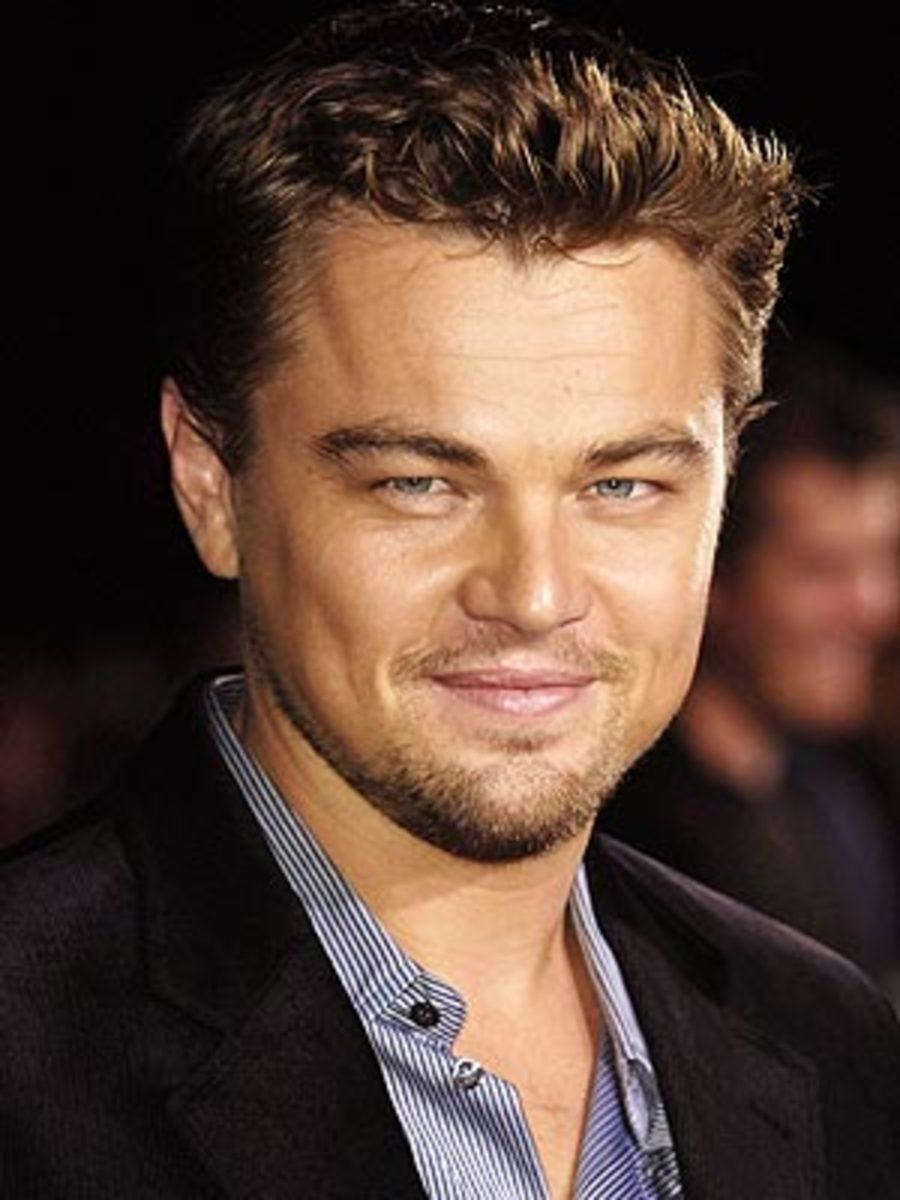 Leonardo di Caprio, an American actor and film producer (1974)