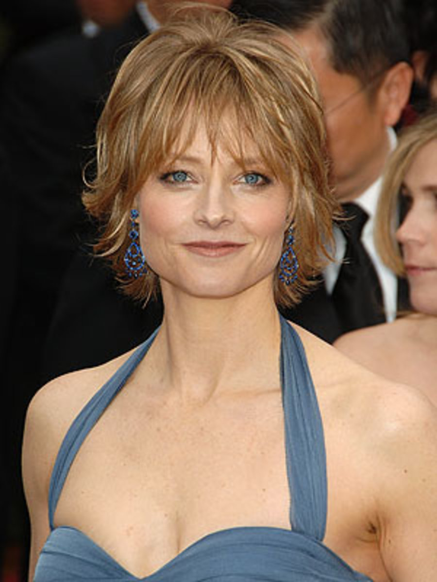 Jodie Foster, an American actress, film director and producer (1962)