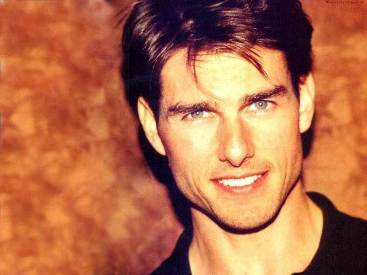 Tom Cruise, an American actor and film producer (1962)