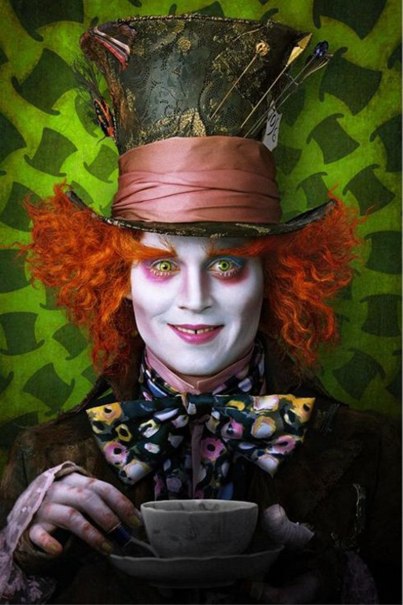 Replica Johnny Depp Mad Hatter Costumes