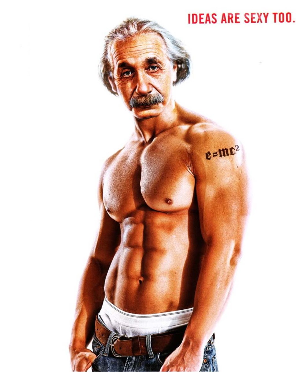 Proper Posture Verses Poor Posture - Do you Have Einstein's Hunch?