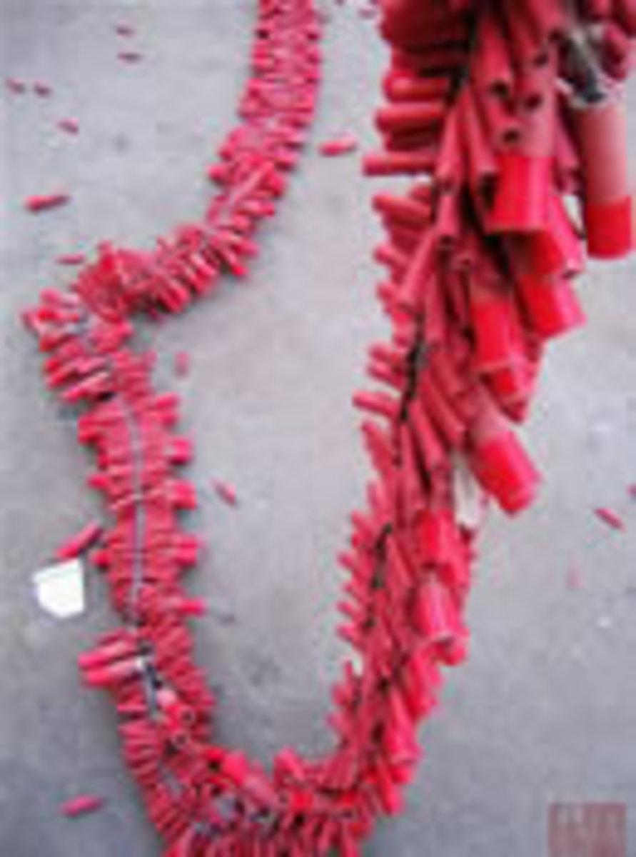 RED FIRECRACKER