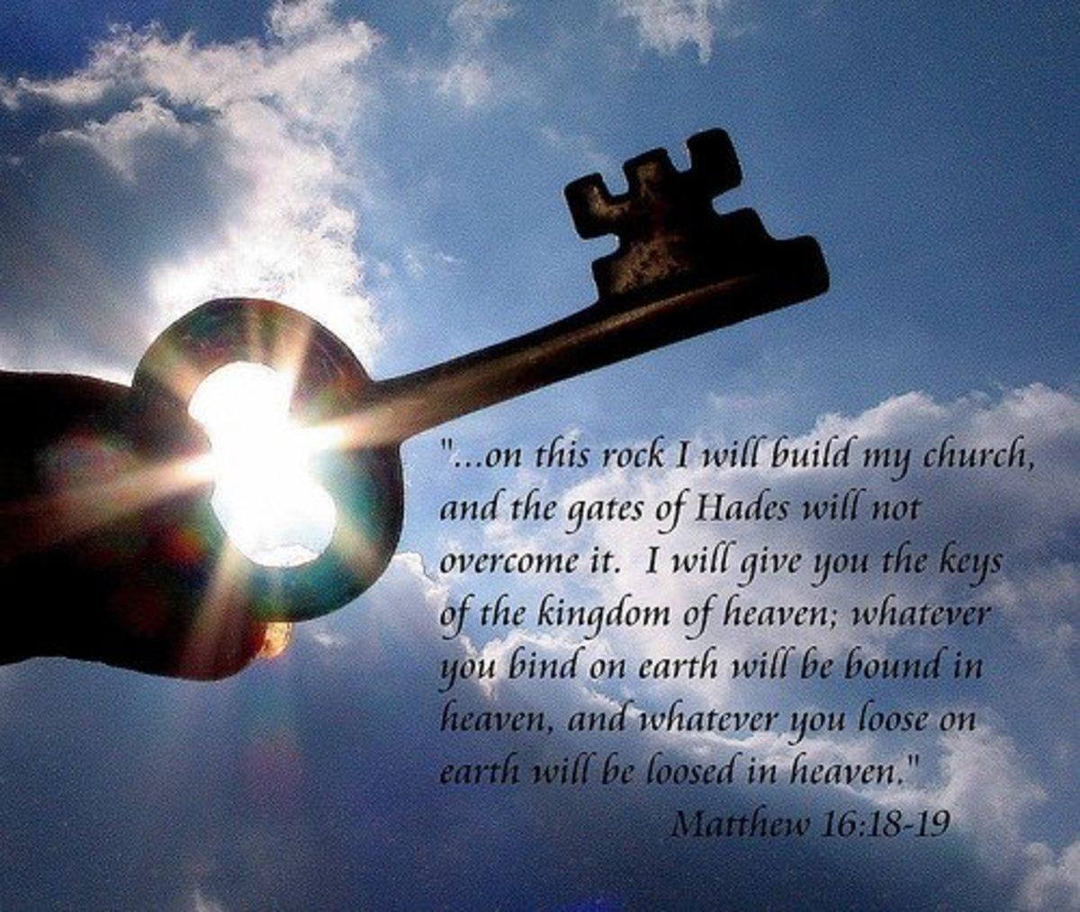 The Master Key of Prayer