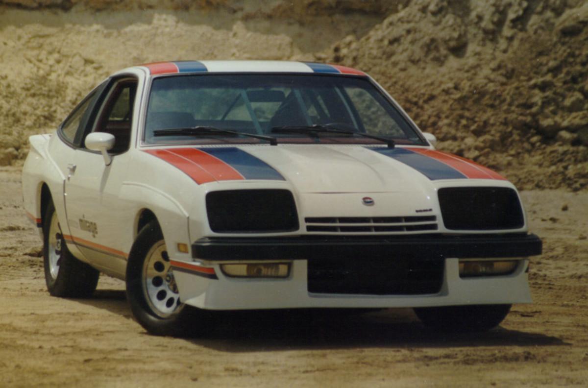 1977 Monza Mirage