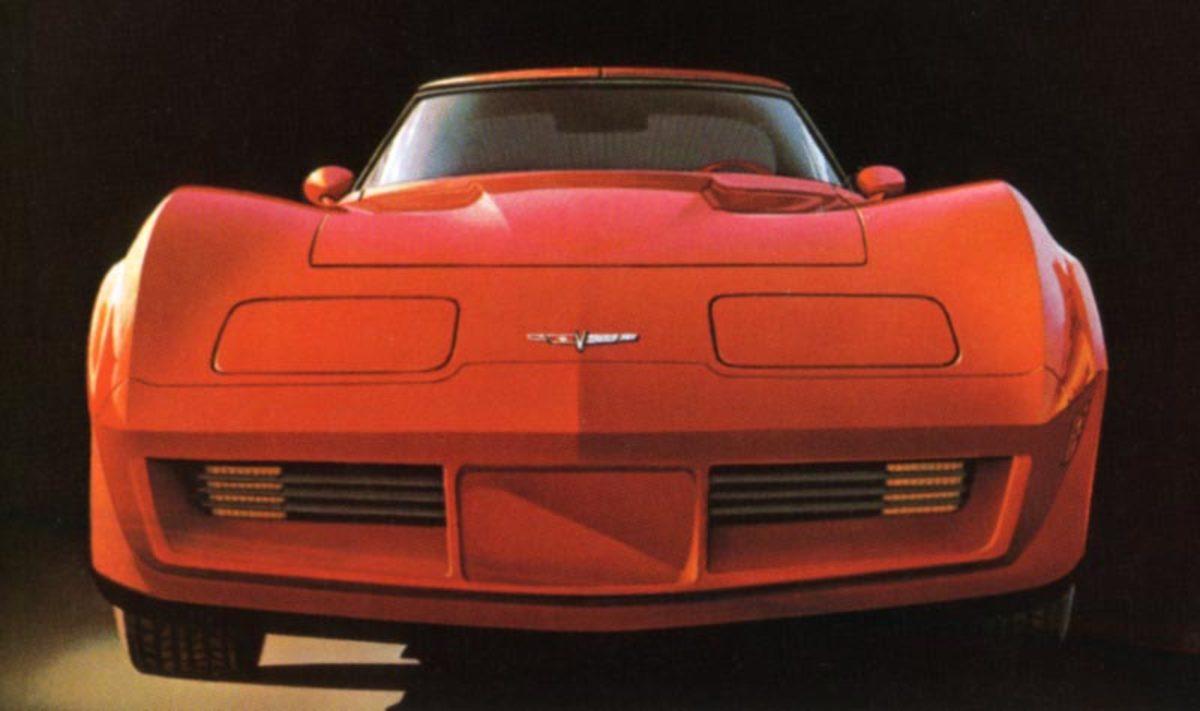 """It """"looked"""" like a Corvette"""
