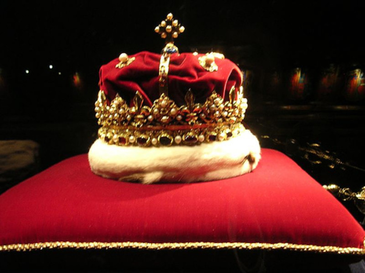 CROWN OF SCOTLAND LAST USED IN 1651