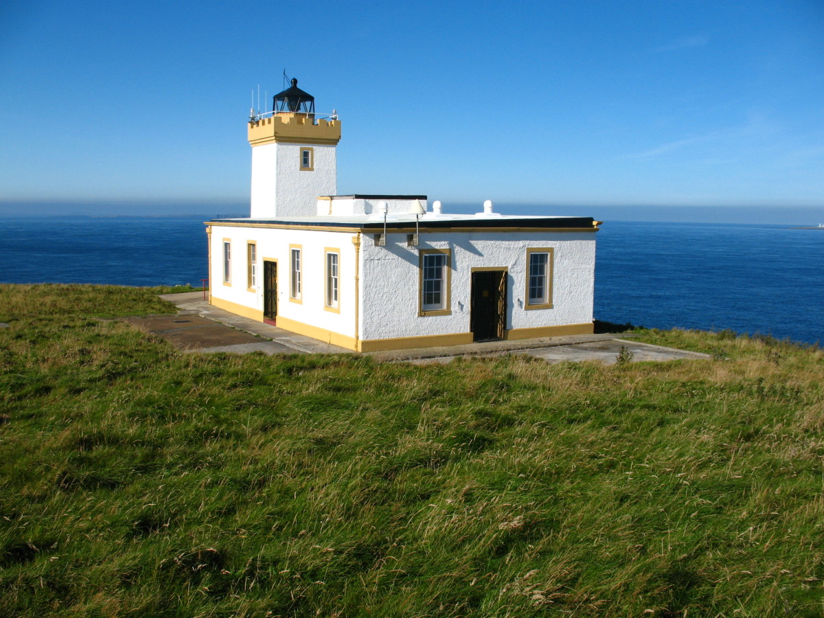 JOHN O' GROATS LIGHTHOUSE
