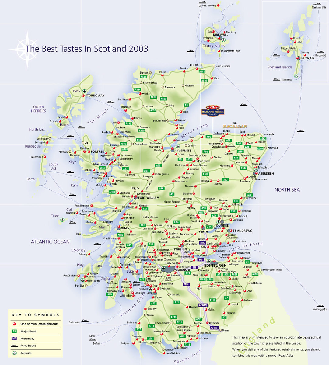 Scotland Road Trip | HubPages
