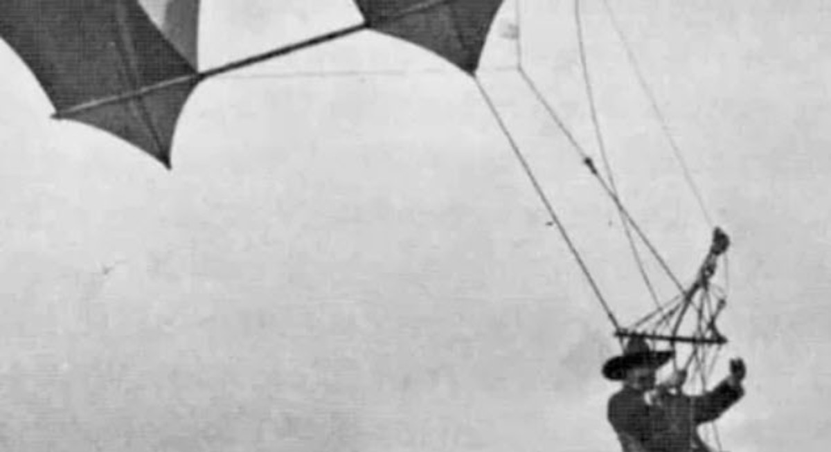An Early War Kite