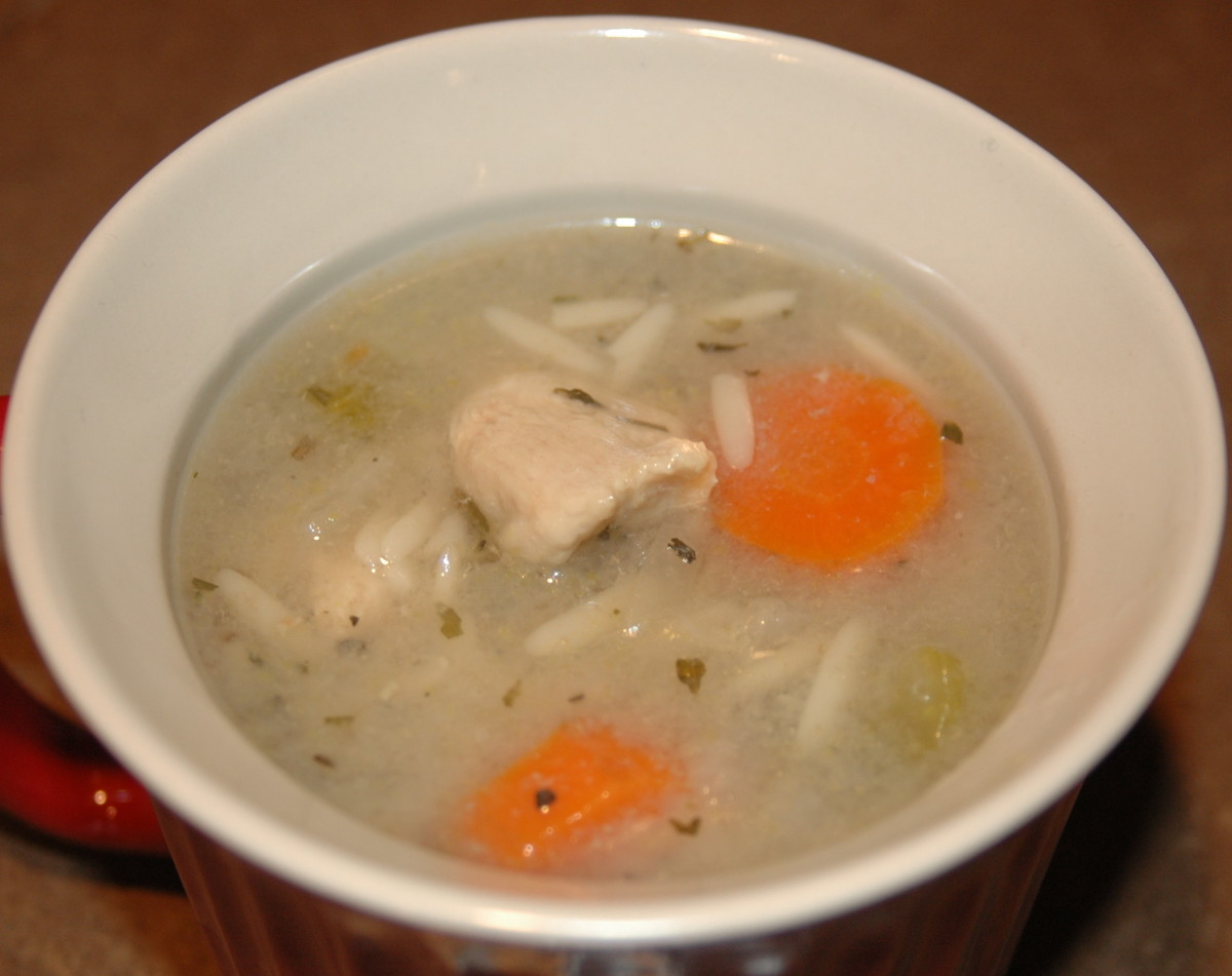 Best Chicken Soup Recipes: Quick And Easy Chicken Soup With Orzo Recipe