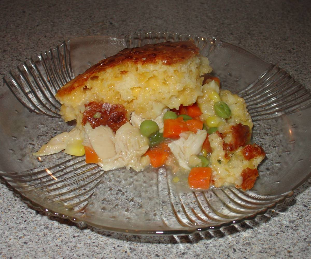 Yummy Pot Pie!