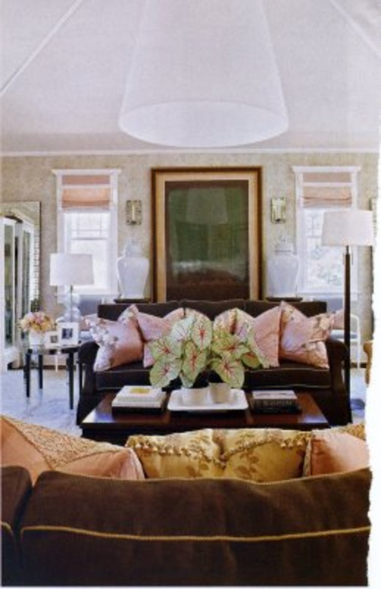 The Barclay Butera Room posted on Absolutely Beautiful Things Blogspot http://absolutelybeautifulthings.blogspot.com/2007/01/everyones-talking-about-pink-brown.html