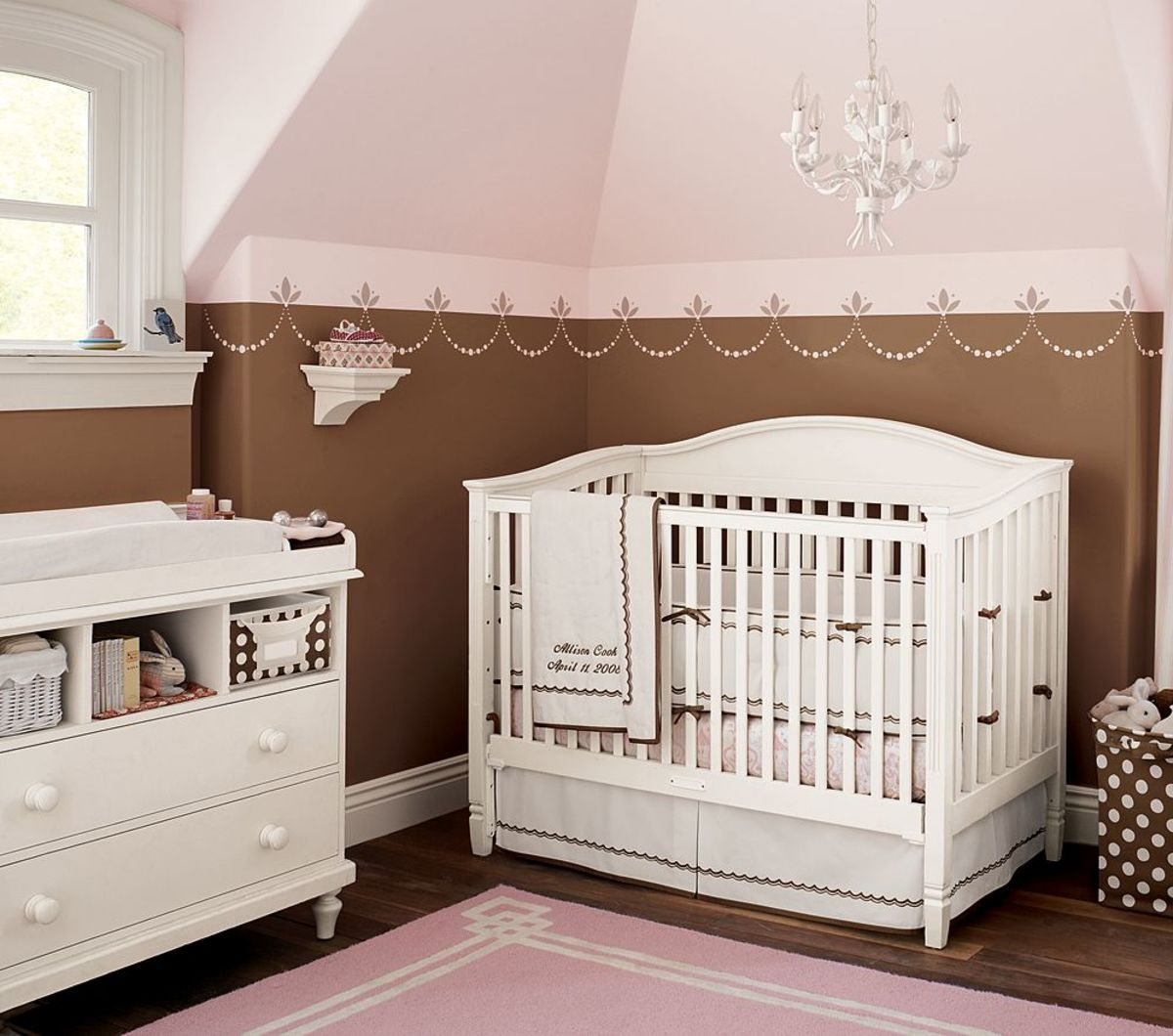 Pink And Brown Room Theme (Baby Room, Living Room, Bedroom) | Hubpages