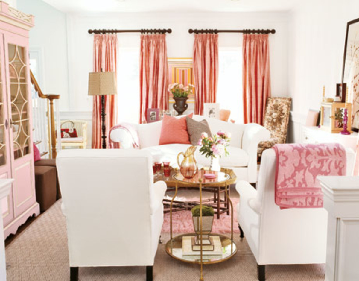 Pink and Brown Room Theme Baby Room Living Room Bedroom – Pink and Brown Bedrooms