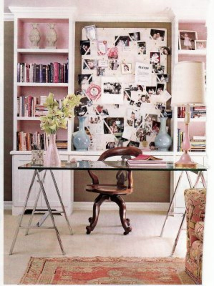 Ruthie Sommers Room, posted on Odi Et Amo Blog, http://odietamoblog.blogspot.com/2009_10_01_archive.html