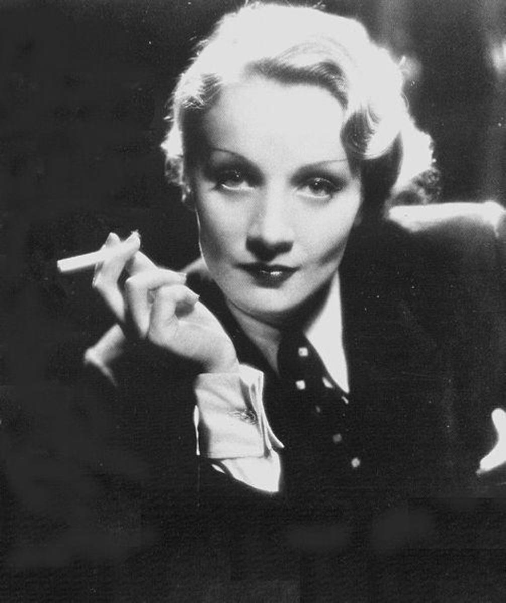 """The weak are more likely to make the strong weak than the strong are likely to make the weak strong."" Marlene Dietrich"
